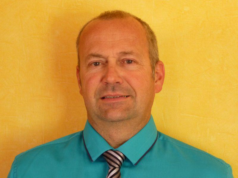 Yves Durbet - Maire d'Hermillon