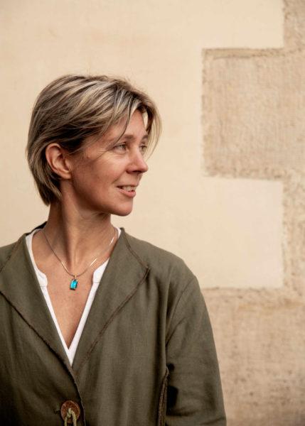 Sandrine Collette, romancière Paris, France 03/10/2019